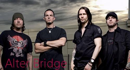 洋楽好きのおすすめバンド!Alter Bridgeを紹介!!