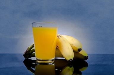 バナナジュースの効果は?関西のお店を紹介!タピオカの次に流行る?