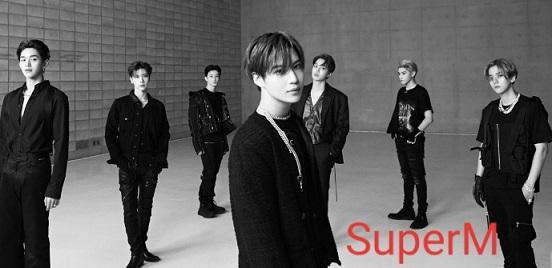 SuperMのメンバーは誰?イケメン揃いの世界的ユニット!