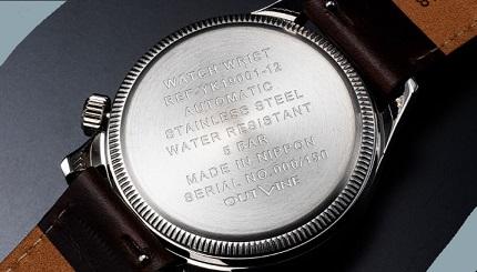 ミリタリーウォッチtype1940!腕時計の特徴や機能紹介!