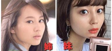 【比較画像】NANAMIがカワイイ!!姉・堀北真希と似てる?