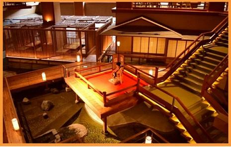 【鬼滅】無限城に似た旅館の場所はココ!モデルのような温泉宿が話題