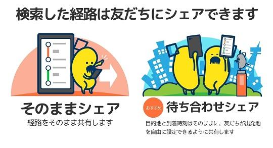 【LINE版】乗換案内ジョルダンを活用方法!無料で便利な特徴を紹介!