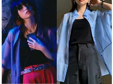 平手友梨奈がミセスMV「wanteD」で着ていた服はどれ?ブランドは?