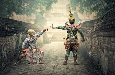 【ラーヤと龍の王国】どんな物語?舞台やラーヤの声は誰?